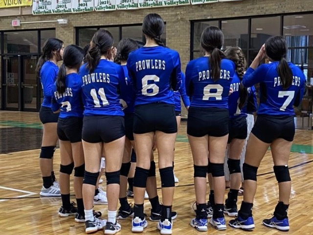 Image for Freshman Prowler Volleyball falls to Monahans