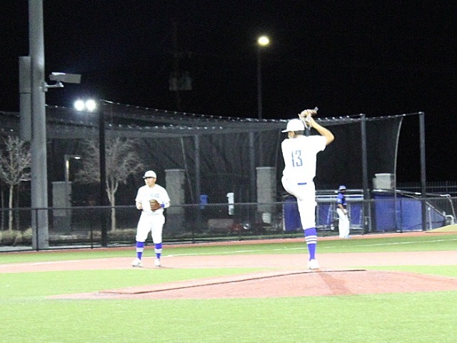 Williams Throws No-Hitter as Fort Stockton Panthers Varsity Defeats Alpine