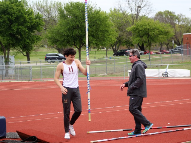 Heritage Track and Field Teams Sweep District Titles