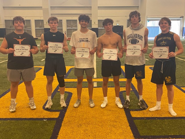 Performance Course Stars of the Week - Week 3