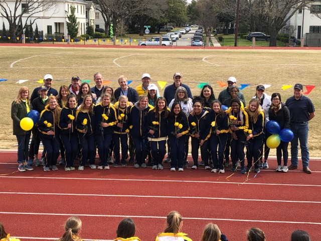Lady Scots Track & Field Team Hosts Tracy Wills Invitational