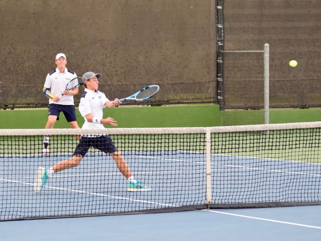 Highland Park Tennis off to a smashing start