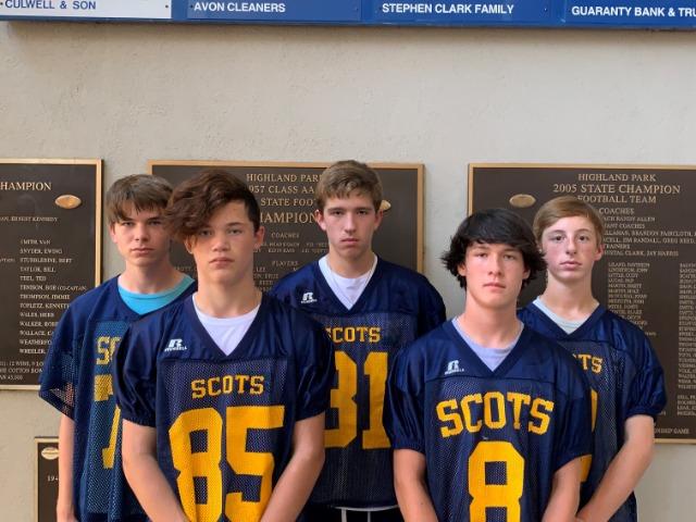 Freshmen Gold Football-24 Arlington HS-18