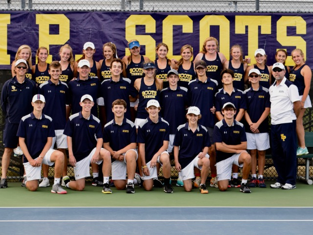 Tennis team heads to Region II championship tournament