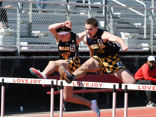 Flying Scots Track & Field-Lovejoy Invitational Meet Champions