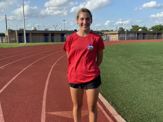 Cameron Fawcett - TGCA 2020 Class 5A/6A Cross Country Athlete of the Year