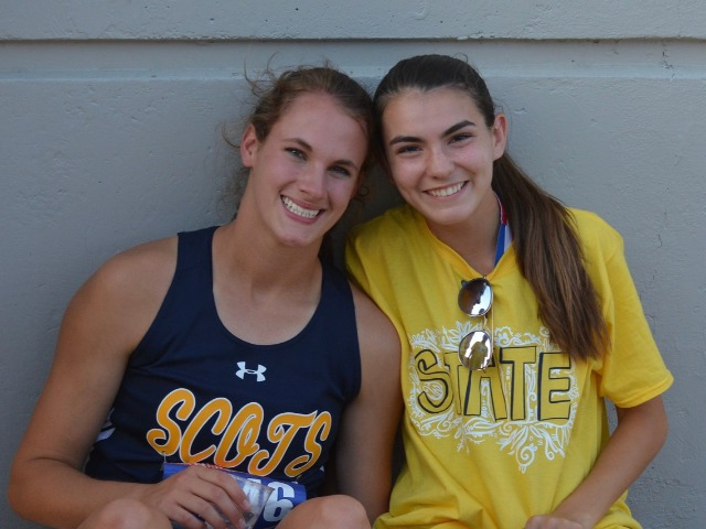 Lady Scots Track/Field Athletes Compete at the State Meet