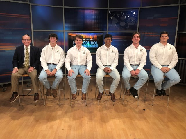 Highland Park Captains on Ch 8 High School Sports Special