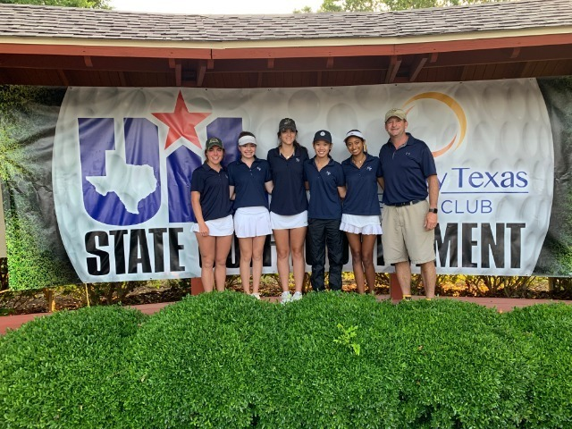 Lady Scots Golf Team Competes at State Tournament