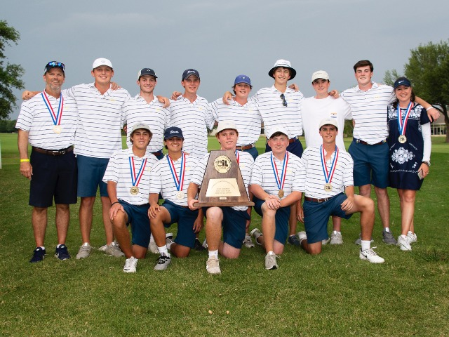 Class 5A State Champions