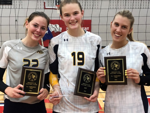 Scots Earn Honors at NW Tournament