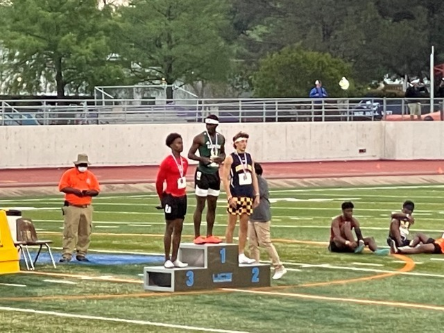 John Rutledge State Qualifier 200 Meters