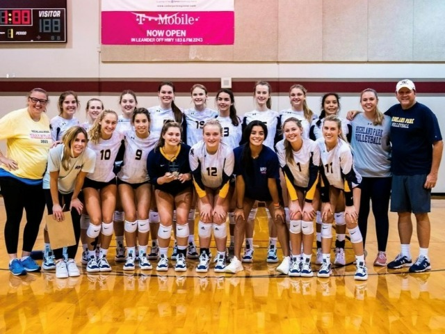 Scots Place 2nd at Volleypalooza