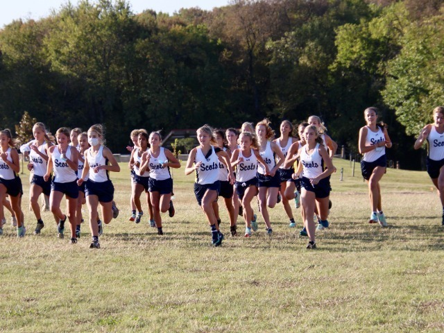 Lady Scots Compete @ the Lovejoy Fall Festival