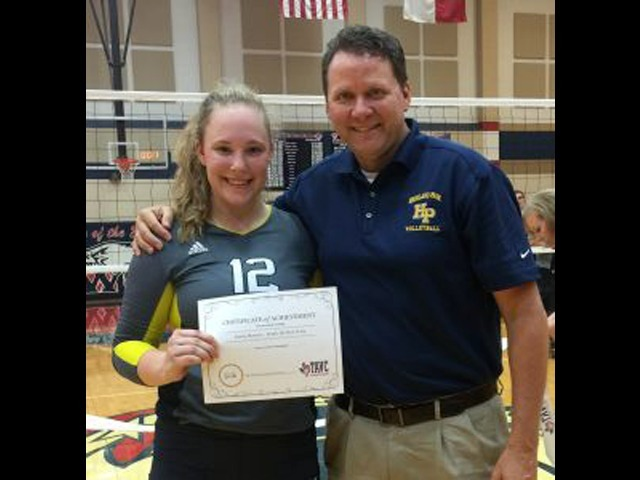 EC Stanzel Shines at TAVC 5A/6A All-Star Games – Wins Championship