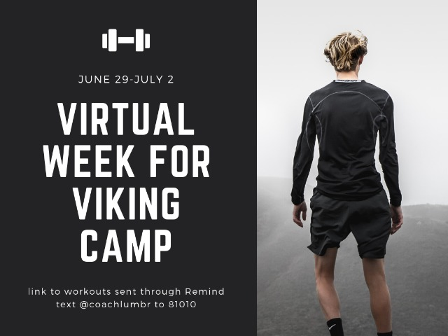 Image for article titled Viking Strength and Skills Camp Update