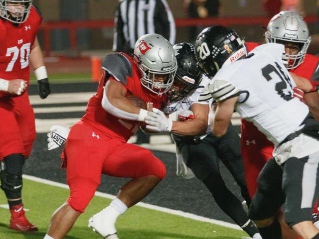 Lubbock-Cooper rallies to upend Randall, sparked by Dennis, Hairston & a late defensive stop