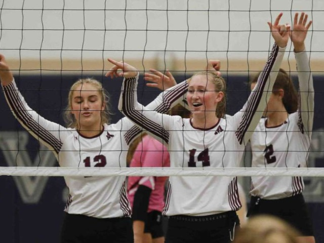 Image for VOLLEYBALL ROUNDUP: Magnolia earns win over state-ranked Grand Oaks