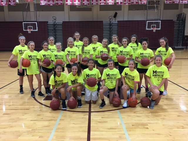 Lady Bulldog Basketball Camp 2019 June 3-6