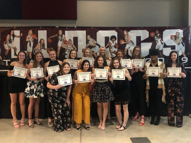 District 19-5A Academic All-District Team Well Represented by the Lady Bulldogs