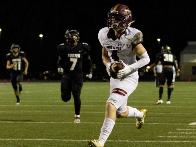 Image for Mustangs shift focus to bye week before tough district