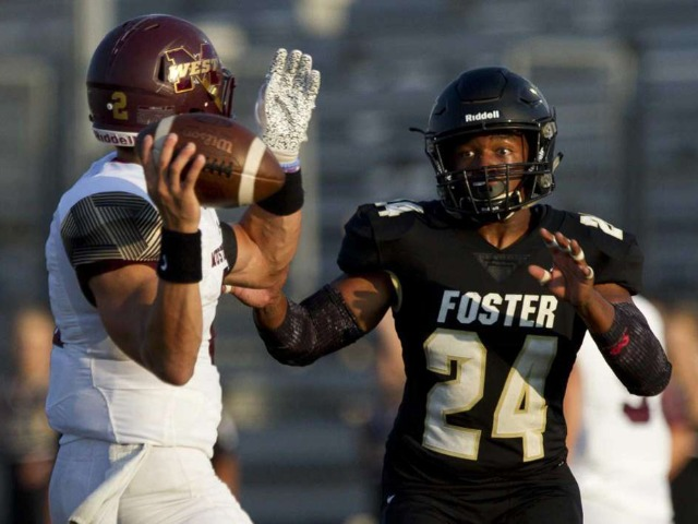 Image for Foster passing game helps take down Magnolia West