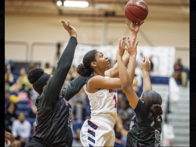 Lady Mavericks' third charm thumps Hightower