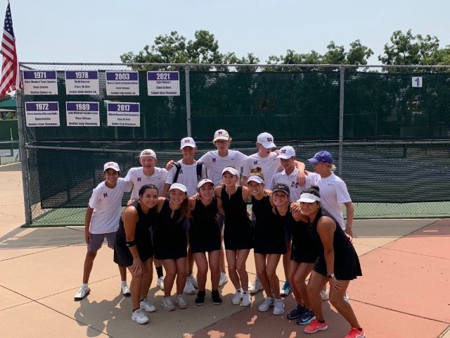 Image for HS TENNIS: MHS falls to Frenship in district match