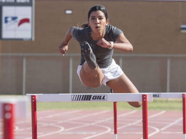 HS TRACK: Gonzalez wins 4 medals to close out 2-6A meet