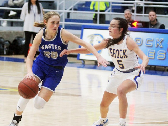 Lady Greyhounds edged by Lady Loboes in non-district bout