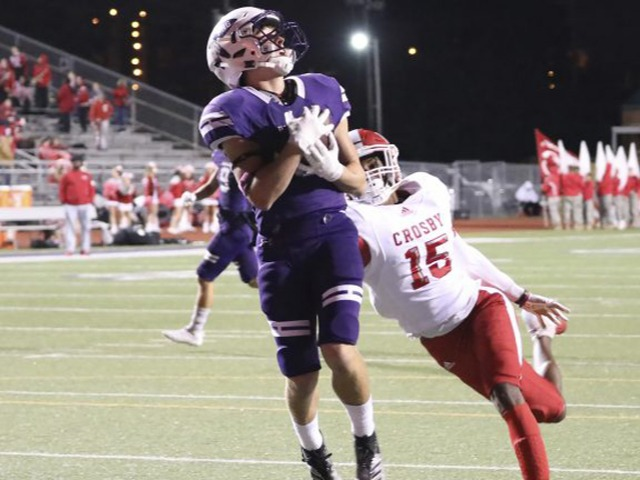 Fumble return starts Cougars' rally past Indians