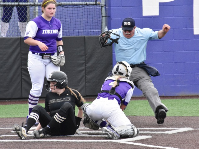 Spring breakthrough: Richardson's 1-run double pushes Nederland past PNG