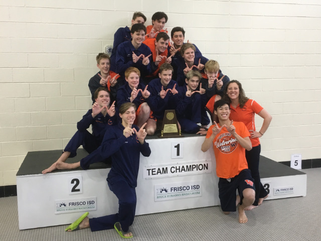 Wakeland Wins Girls and Boys Team Titles at District 9-5A Cross Country Meet