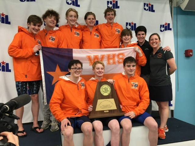 Image for State Swimming Meet Includes State Title for Wakeland, District Earning Medals in 13 Events
