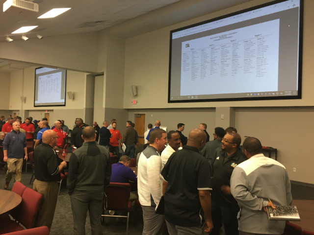 Image for UIL Realignment: All 10 FISD High Schools Again in One District