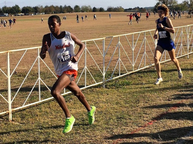 Wakeland Runners Excel at Frisco ISD Invitational