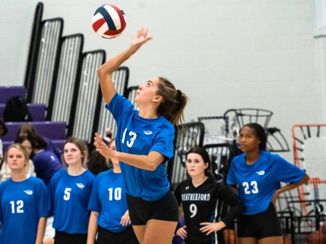 Volleyball Tops Paschal