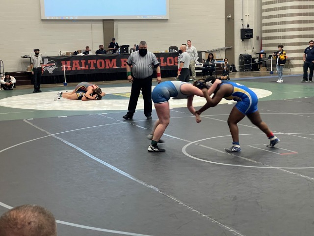 Woodward and Green Shine at State