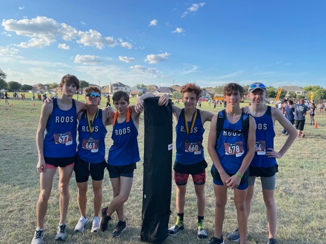 Roo XC Finishes 3rd to Start the Season