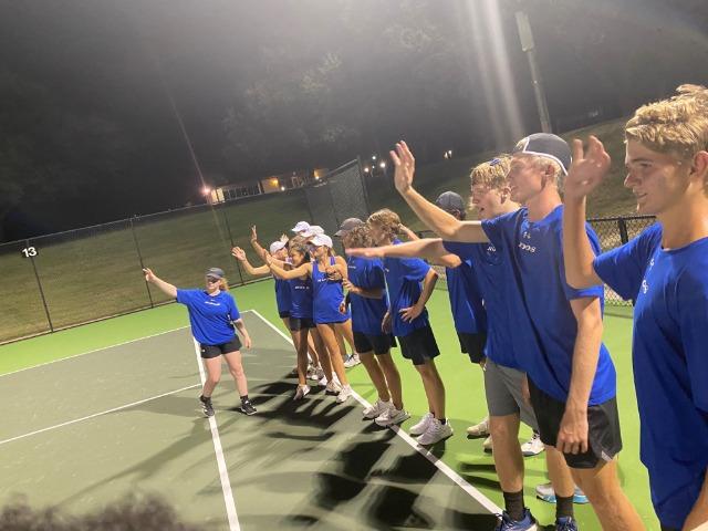 Tennis Tops Paschal
