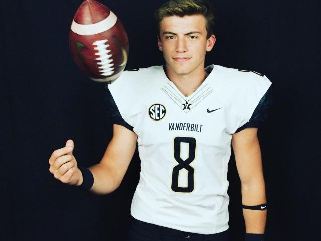 Seals to Start for Vanderbilt This Saturday
