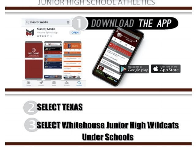 Image for Whitehouse Junior High Athletic APP