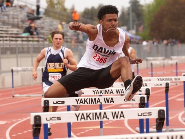 Damian Corbray name WIAA State Athlete of the Week