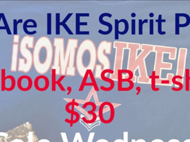 ASB Spirit Packs are available!