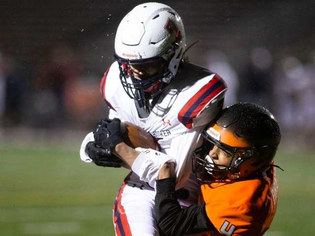 Eisenhower defense stands tall to knock off Davis 12-6 in CBBN football action