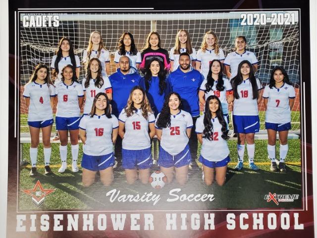 Girls Varsity Soccer wins against Selah