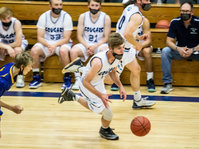 BOYS BASKETBALL: Franks notches 26 points in loss to LRS