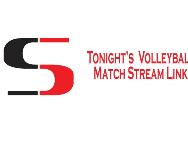 Tonight's Volleyball Stream Link at Selah