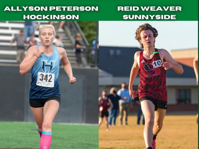 Runners of the Week