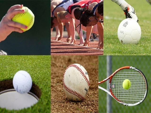 REGISTER FOR SPRING SPORTS TODAY!